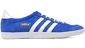 アディダス ガッツレー og ブルー/ホワイト(adidas gazelle og af.blue/white/m.gold)