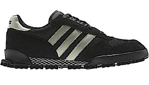 アディダス マラソントレーナー黒白(adidas marathon TR)