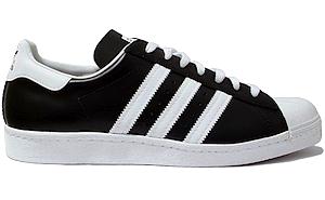 アディダス スーパースター 黒白(adidas superstar black/white)