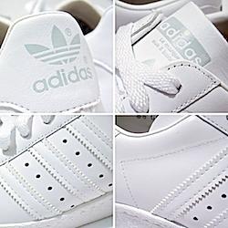 アディダス スーパースター 80's ホワイト/ホワイト(adidas superstar White/White)