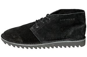 エアウォーク デザートブーツ ブラック(airwalk desert boots black)