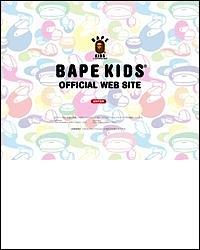 ベイプ キッズ(bape kids)ホームページ