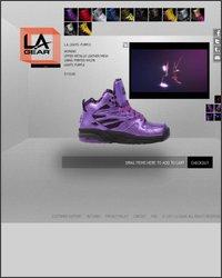 エルエー・ギア(LA Gear)ホームページ