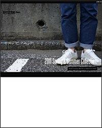 リズム フットウェア(rhythm footwear)ホームページ