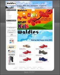 ウォルディーズ(waldies)ホームページ
