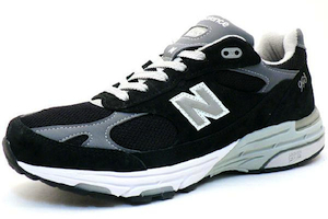 ニューバランス MR993 黒(new balance mr 993 black)