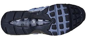 ナイキ エアマックス 95 オブシディアン/ホワイト/ダスティパープル(Nike Air Max 95 Obsidian/White/Dusty Purple)