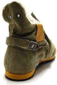 オニツカタイガー・スニーカー モンテブーツ カーキ/キャメル(onitsuka tiger monte boots khaki/camel)