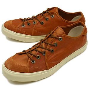リズム フットウェア サンドウィッチ ロー レザー ブラウン(rhythm footwear sandwich-lo leather brown)