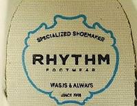リズム フットウェア サンドウィッチ ロー(rhythm footwear sandwich-lo canvas)