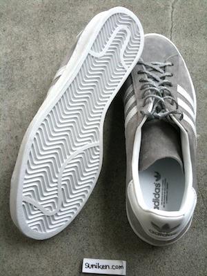 アディダス キャンパス 80's グレー/アルミニウム 2(adidas campus 80's aluminum two)