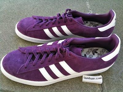 アディダス キャンパス 80's パープル(adidas campus 80's purple)
