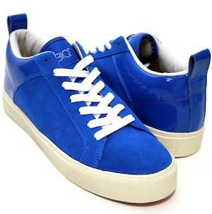 ユービック グレイス スエード ブルー(UBIQ GRACE SUEDE BLUE)