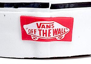 オフ ザ ウォール ロゴ(Off The Wall logo)
