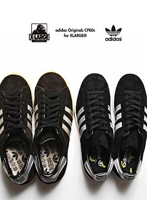 アディダス オリジナルス キャンパス 80s フォー エクストララージ(adidas originals campus 80s for xlarge)