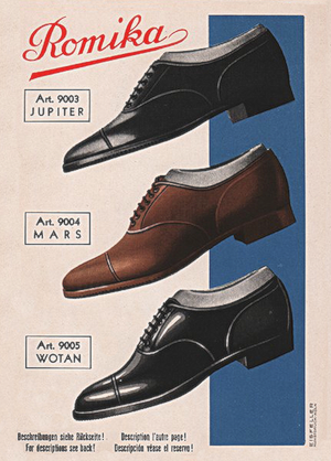 Romika shoes catalog