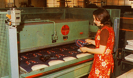Romika production