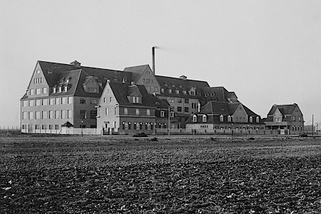 Schuhfabrik Rollmann und Mayer, Köln