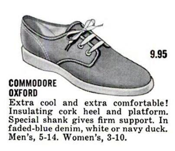 Sperry Top-Sider Commodore Oxford