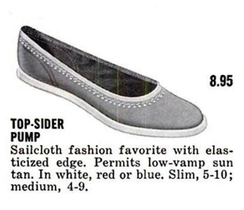 Sperry Top-Sider Top-Sider Pump