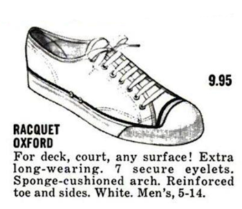 Sperry Top-Sider Racquet Oxford