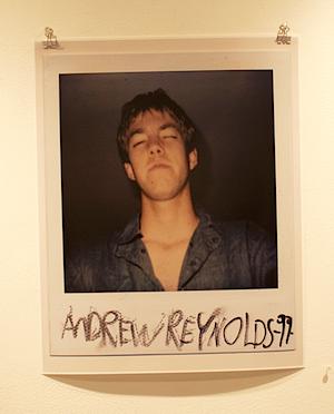"Andrew Reynolds ""Polaroids"""