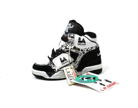 L.A.Gear Michael Jackson Moon Rocker Hi (1990)