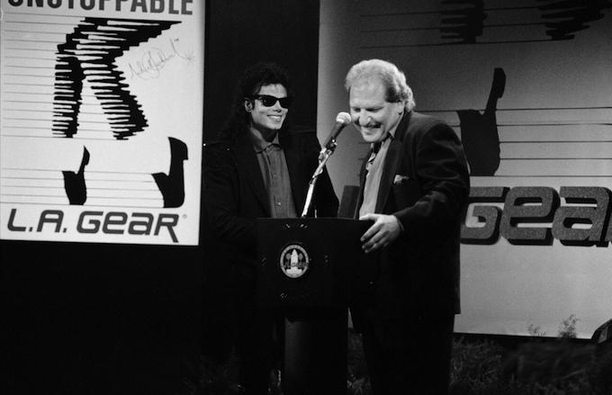 LA Gear Press Conference 1989