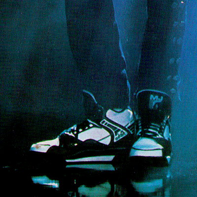"Michael Jackson x L.A. Gear ""Unstoppable"" (1990)"