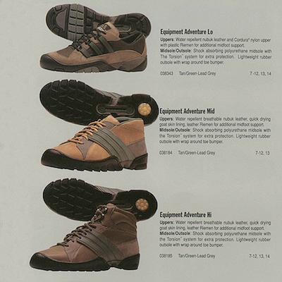 adidas Equipment Adventure