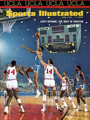 Sports Illustrated Magazine April 1 1968