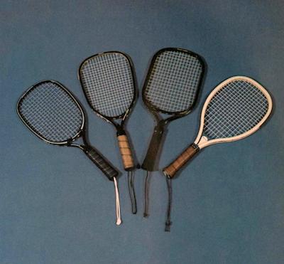 Racquetball Racquets (1980)