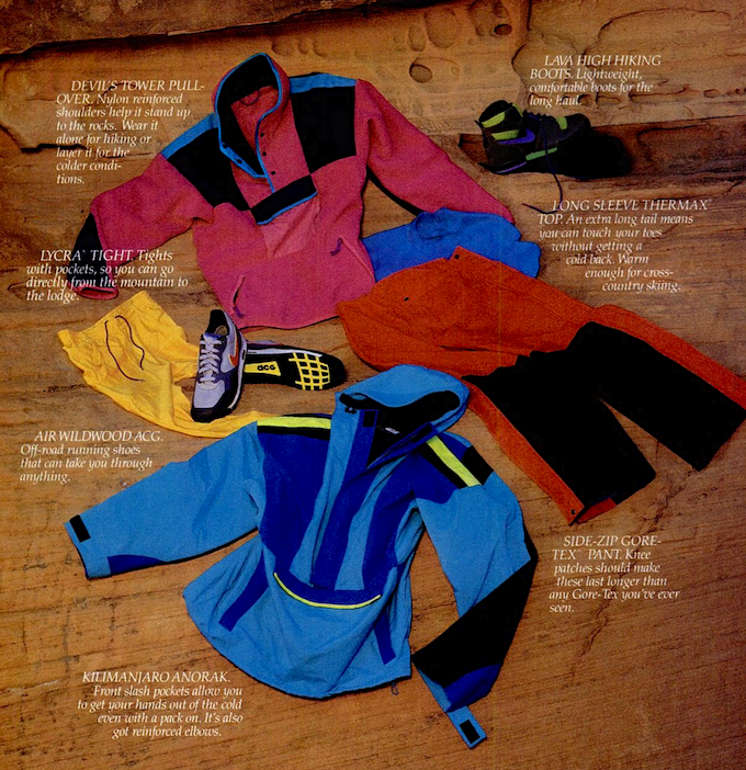 All Conditions Gear (1989)