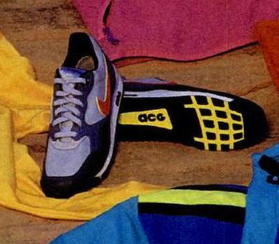Nike Air Wildwood ACG (1989)