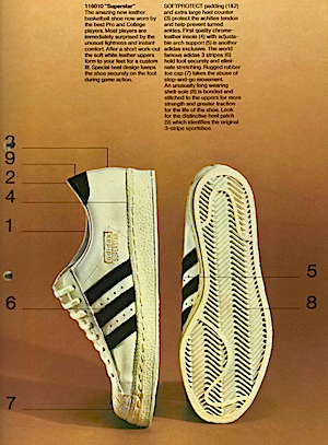 1971, adidas Sports Catalogue in English