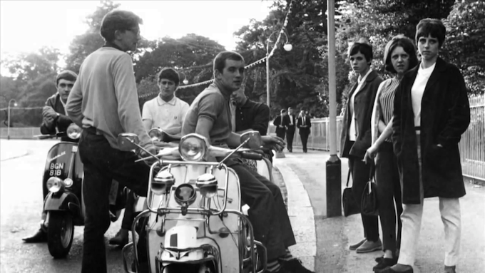 Teenage mods (1960s)