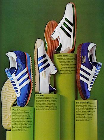 adidas sports catalog (1974)