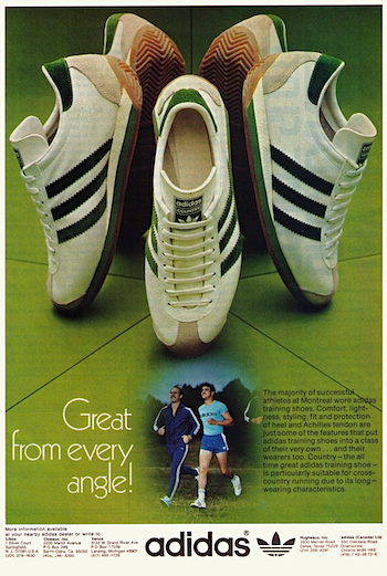 adidas Country Advertisement (1977)