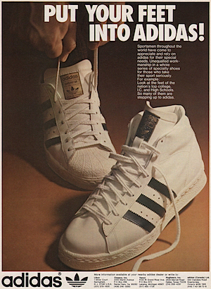 """PUT YOUR FEET INTO ADIDAS!"" adidas Superstar,adidas Promodel"