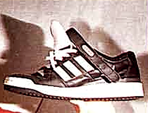 adidas forum lo The Source Magazine May 1991