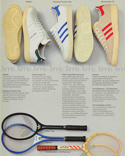 adidas Danish Catalogue (1976)