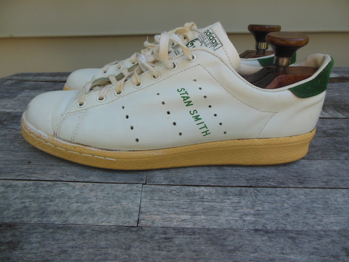 adidas Haillet SMITH Made in France (1970s)