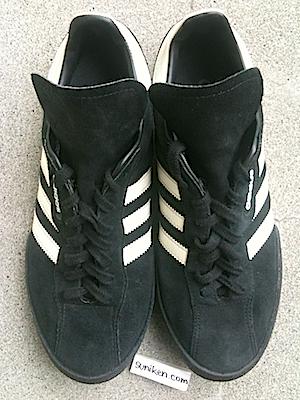 adidas samba super suede black