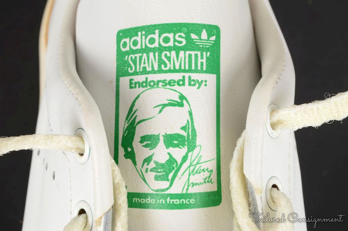 adidas Stan Smith (c.1979-early80s)