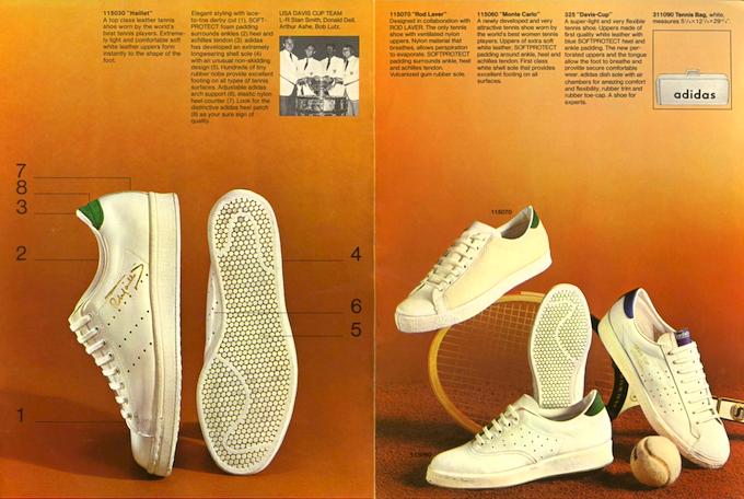 adidas sports catalog (1971, USA & Canada)