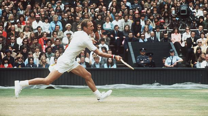 Wimbledon Stan Smith (1972)
