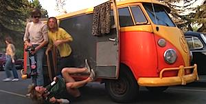 Jeff Spicoli vw scene