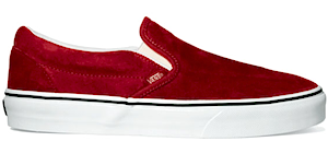 Vans California Classic Slip-On yellow suede