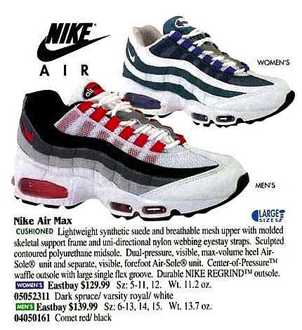 Nike Air Max 95 (1996)