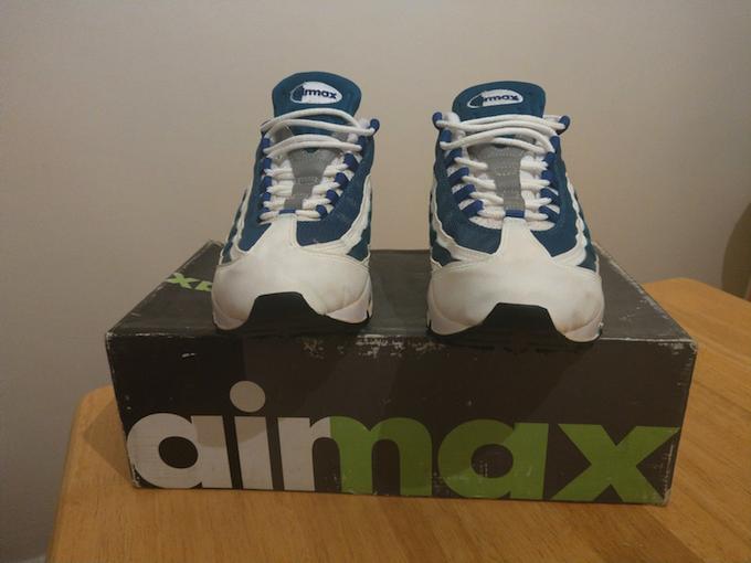 Nike Air Max 95 vintage OG (1995)